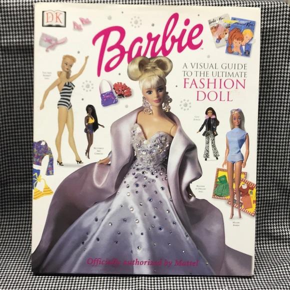Vintage Barbie Coffee Table Book